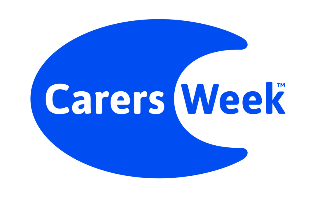 Carers Week is the 10th – 16th June