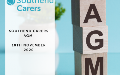 Southend Carers AGM 18th November 2020